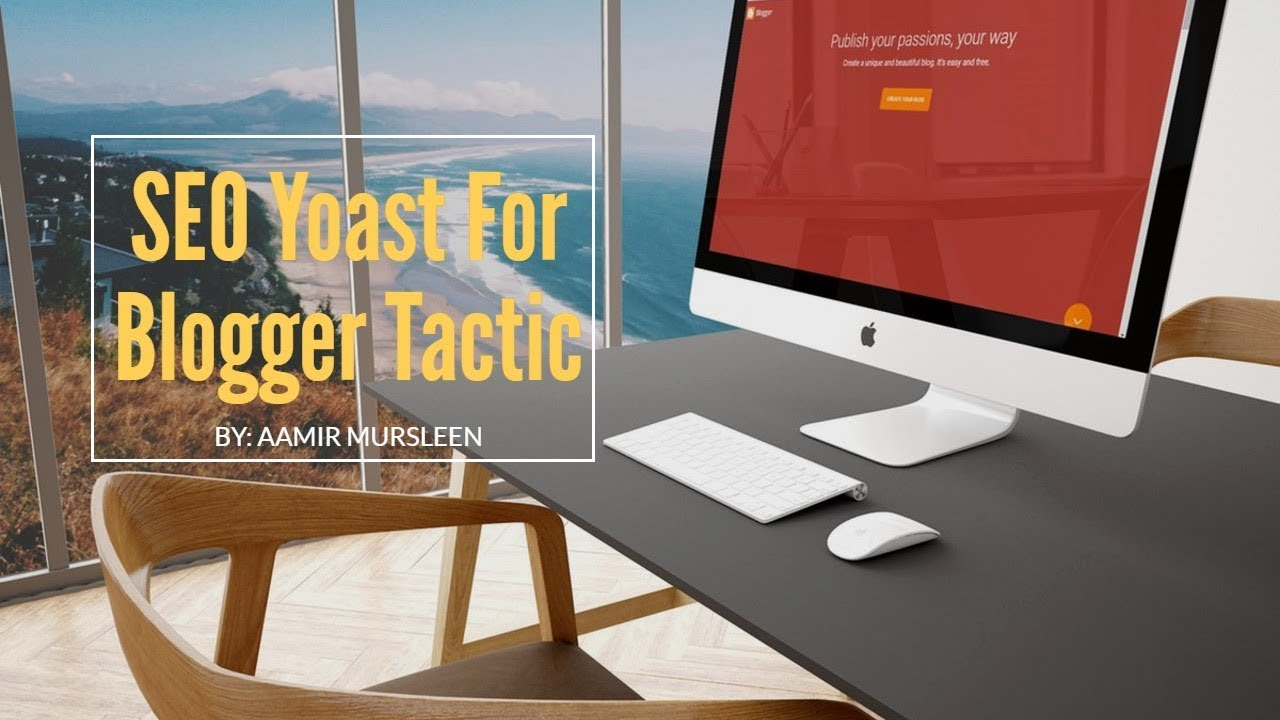 SEO Yoast For Blogger Tactic To Do On Page Easily | Urdu/Hindi