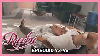 Rubí: Rubí confiesa su odio por Maribel y Bermúdez envenena a Alejandro | Capítulo 93-94