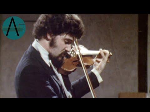 Pinchas Zukerman: Mozart - Rondo in C, K 373