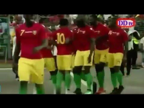 Guinée 2-0 Rwanda (Résumé de la troisième journée des éliminatoires de la CAN 2019