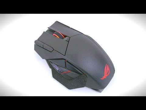 ROG Spatha Gaming Mouse | Review