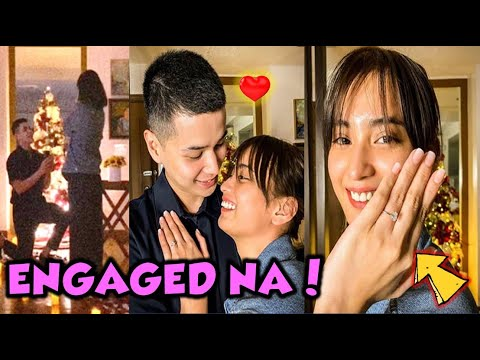 Download Aerial Garcia ENGAGED NA kay Patrick Sugui! Pat And Ae ROAD TO FOREVER!
