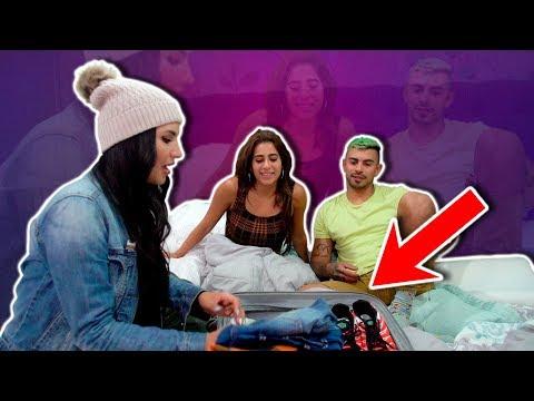 YouTubers Expuestos | Revisé las maletas de Malcriado y Kim