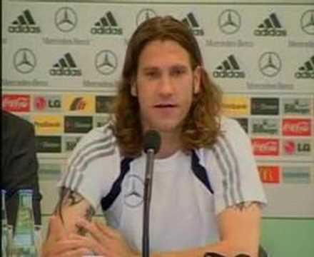 Torsten Frings Interview - 05/06/07