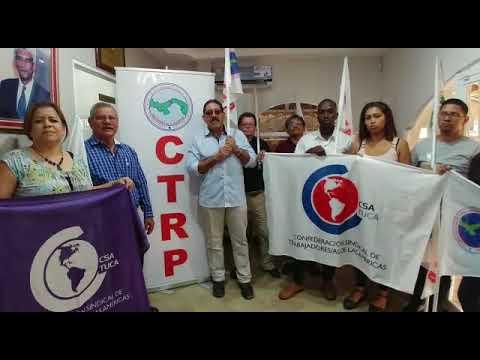 CTRP reitera apoyo a ex presidente Lula Da Silva