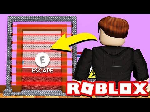 Escape The Hotel Obby Roblox Youtube
