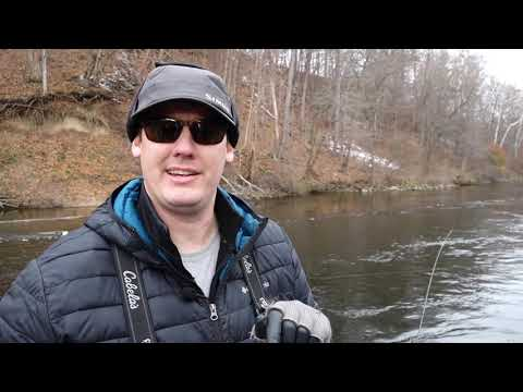 Mag Lip For Muskegon River Steelhead
