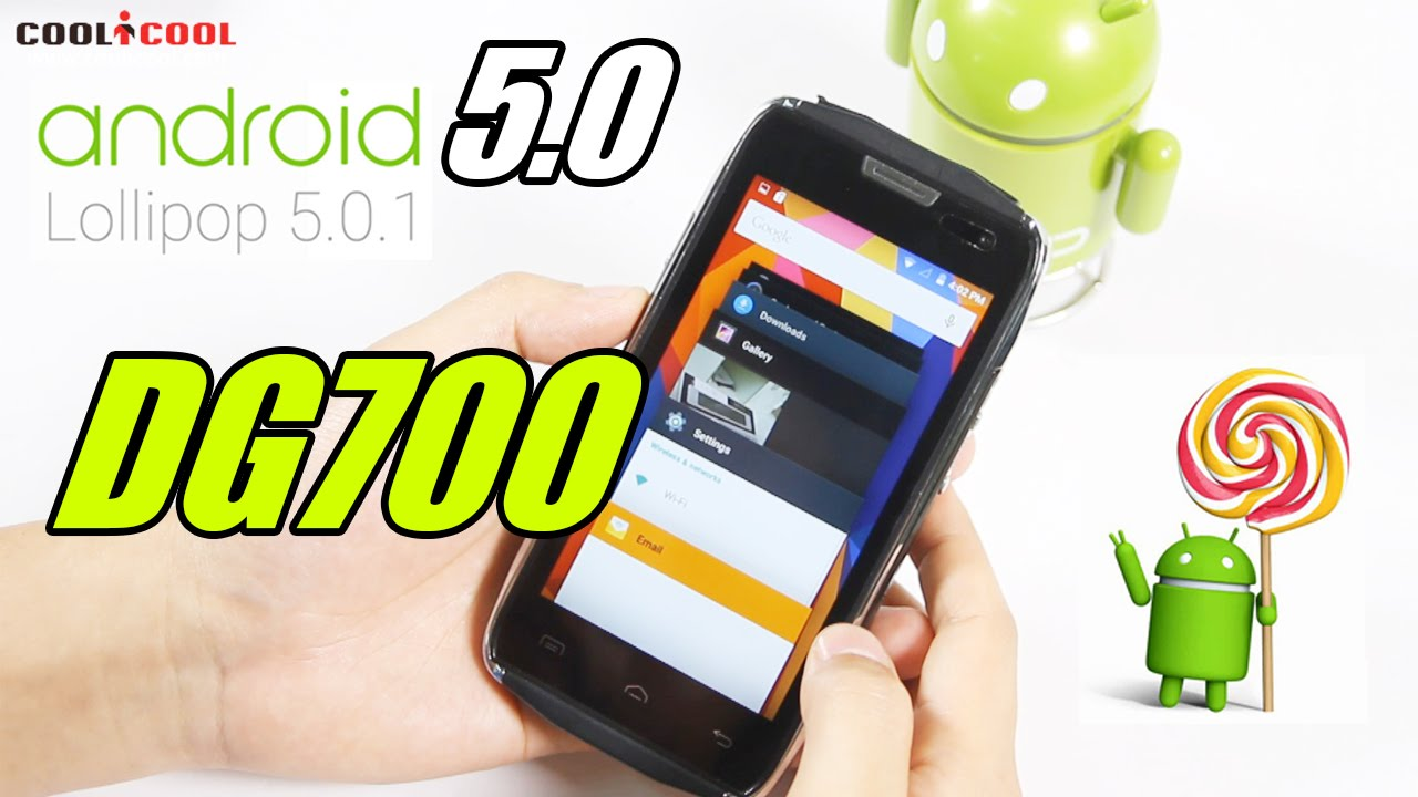 Phone Android Phone Os Download doogee dg700 runs with android 5 0 os download link youtube link