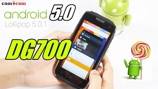 DOOGEE DG700 Runs With Android 5 0 OS-DownLoad Link