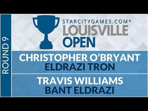 SCGKY - Round 9 - Christopher O'Bryant vs Travis Williams [Modern]