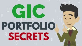 BUILD A SUCCESSFUL GIC PORTFOLIO - Laddering Investment Strategy - Guaranteed Investment Certificate