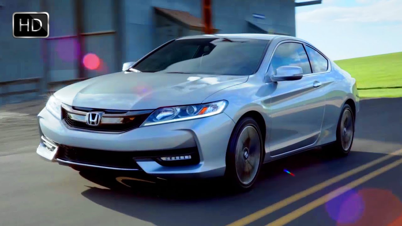 2016 honda accord ex l v 6 coupe with 278 hp test drive hd. Black Bedroom Furniture Sets. Home Design Ideas