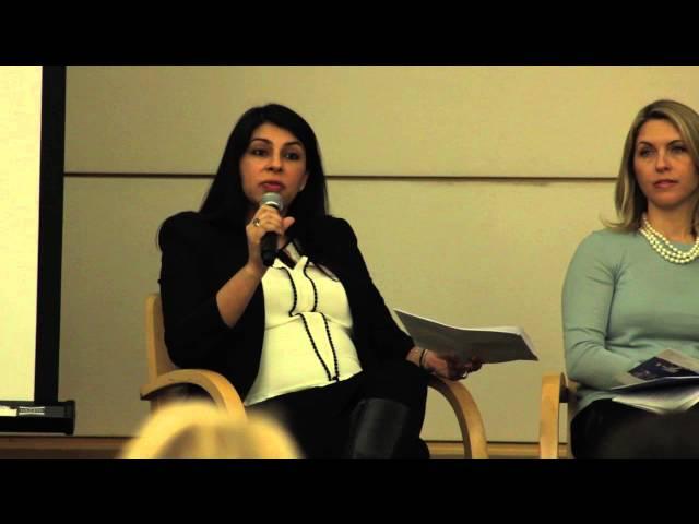 WITA TPP Series: Manufacturing Panel: Anku Nath of John Deere 1/28/16