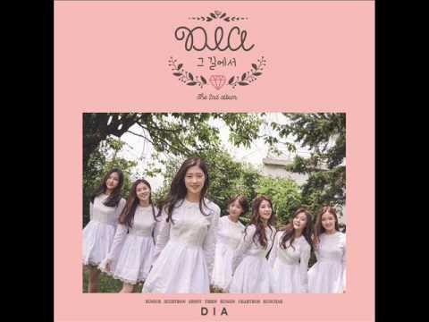 DIA (다이아) - On The Road (그 길에서) (Audio) [HAPPY ENDING - 2nd Mini Album]