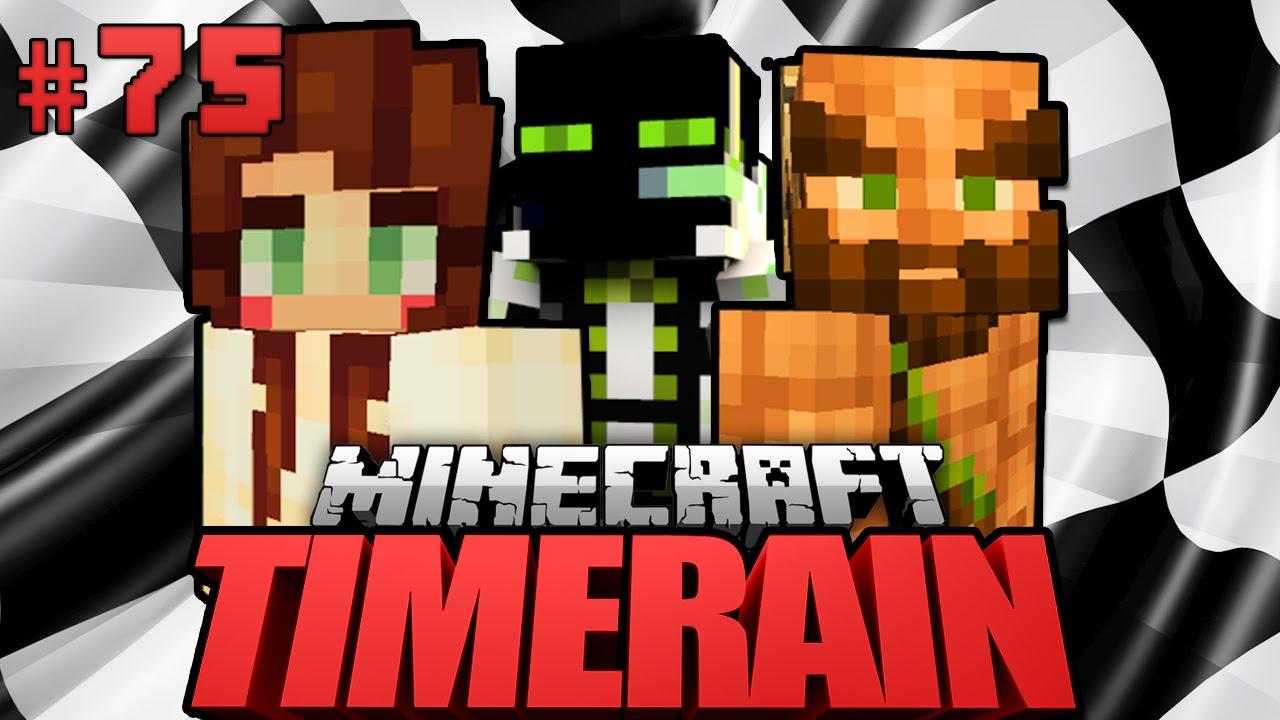 TIMERACE Geht LOS Minecraft Timerain DeutschHD YouTube - Minecraft timerain spielen