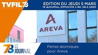 7/8 Le journal – Edition du jeudi 5 mars 2015