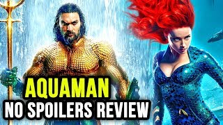Aquaman Movie Review – BEST DCEU Movie Yet?! (NO SPOILERS)