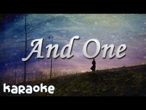 Taeyeon - And One [karaoke]