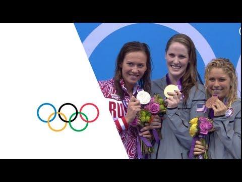 Missy Franklin - Women's 200m Backstroke Gold | London 2012 Olympics