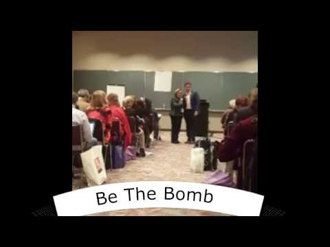 Be The Bomb With Video- Triple Play Convention 2016 Alantic City, New Jersey