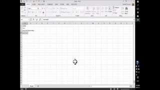 Die Erstellung einer Bilanz in MS Excel
