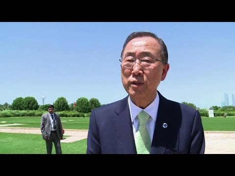 Ukraine: Ban Ki-moon offre sa médiation