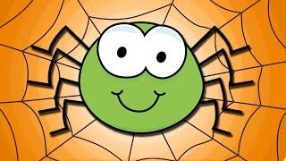 Incy Wincy Spider | Preschool Nursery Rhymes for Children | Kids Songs