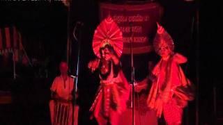 Yakshagana-Rannaduparige eri-Madodi+Thunga+Mandarthi+Kedilaya