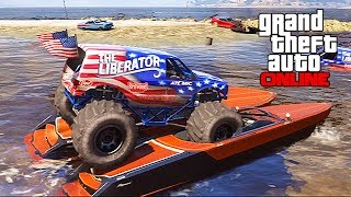 One of GTAmissions's most viewed videos: GTAV Online - ps3 - Ferry Boat Fun w/NGG Crew! - 7/5/14