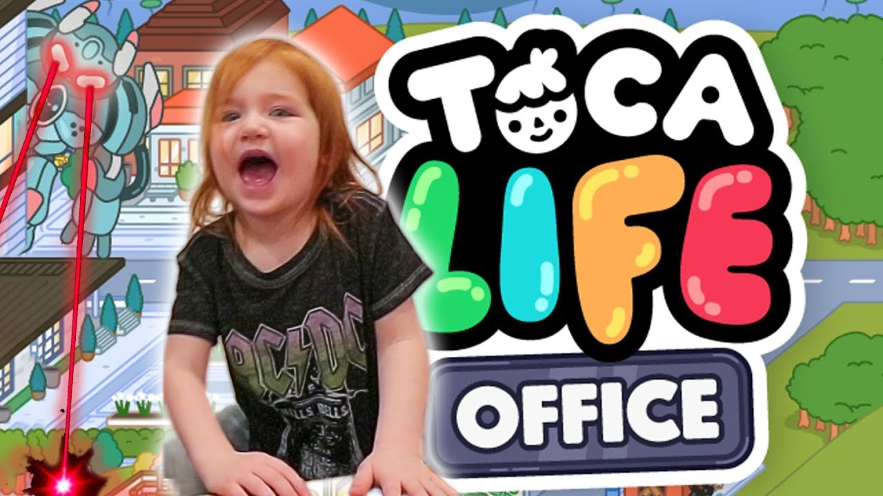 Download Adley App Reviews | Toca Life Office | family pretend play controlled by game master