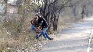 Даня и Таня - сильная любовь двух подростков