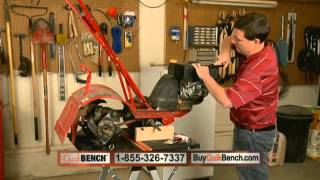 QuikBench - Woodcraft Store Video