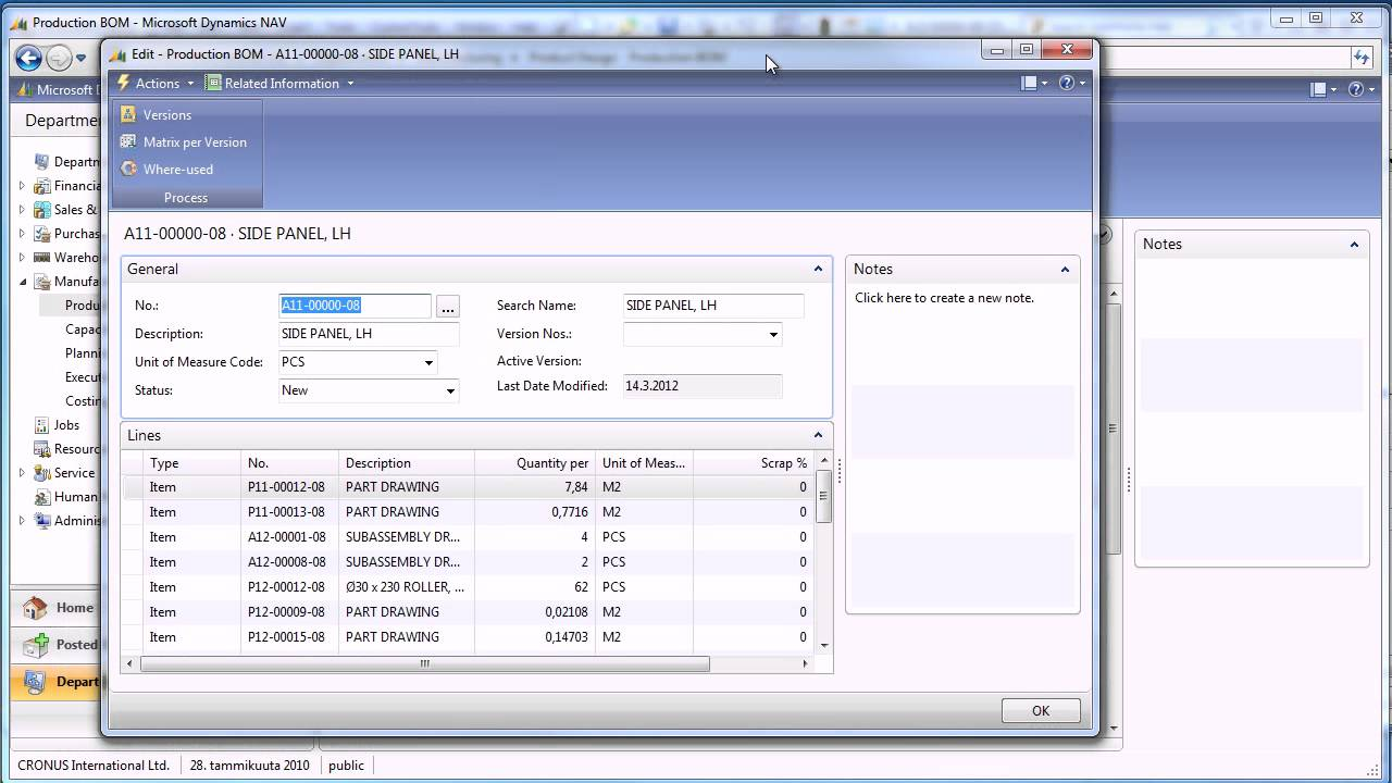 Exporting your BOM outside SolidWorks - YouTube
