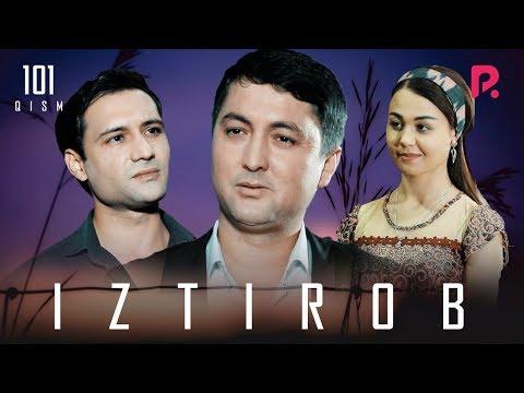 Iztirob (o'zbek Serial) | Изтироб (узбек сериал) 101-qism #UydaQoling