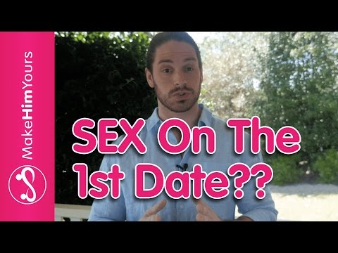 Sex On The First Date: Should You Have Sex On The First Date?