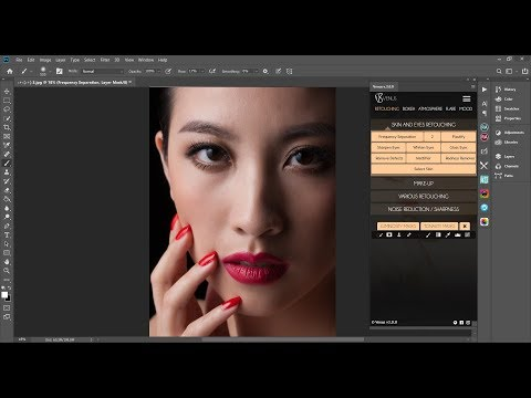 Venus Retouch Panel 3.0.0 For Photoshop (Win/Mac) 2019 - Www.ShareAllFree.info