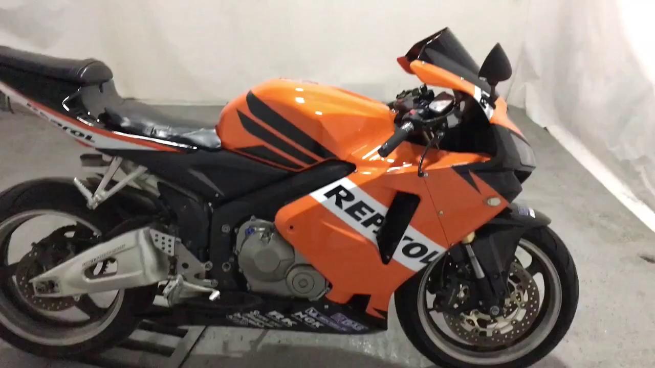 Honda Cbr600rr 2005 Tel 7 771 1631880