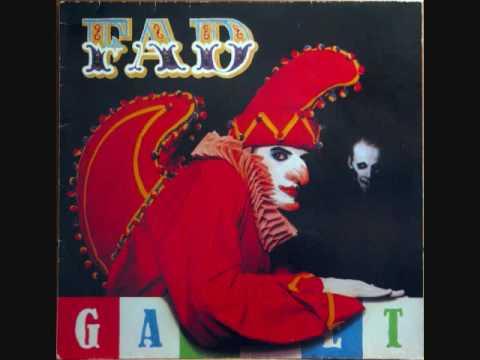 Fad Gadget - King of the Flies - 1981