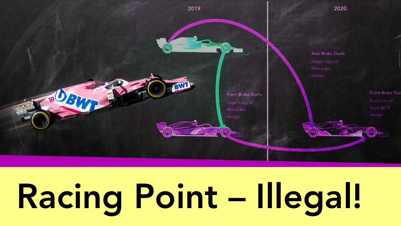 Why Racing Point broke the rules... and survived! Sort of