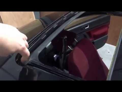 VW Sunroof water leak fix New Beetle Bug – Golf MK4 – Jetta Audi DIY