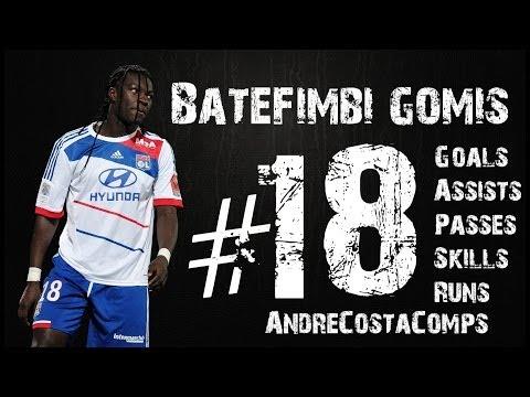 Bafétimbi Gomis - Welcome to Swansea City (13/14) HD