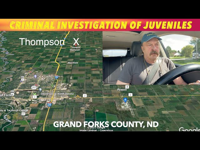 Criminal Investigation Of Juveniles Underway In Grand Forks County