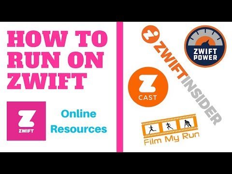 How to Run on Zwift | Zwift Online Resources
