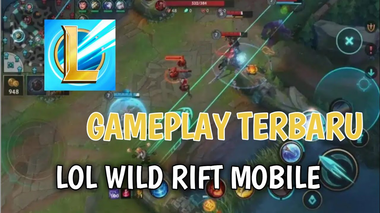 Bocoran Gameplay Terbaru League Of Legends : Wild Rift ...