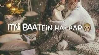 Itni yaadein Teri lyrical video