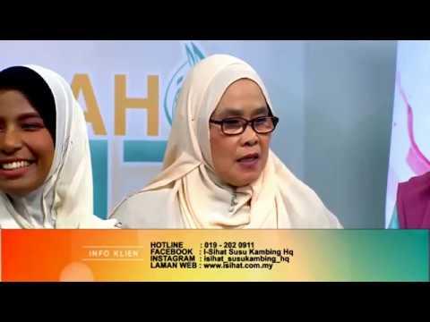 i-sihat susu terbaik no.1 Malaysia di TV -B'Frenz Part 2