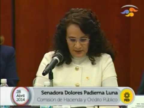 Dolores Padierna Luna comentario a Juan de Dios Castro Lozano