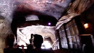 Seven Dwarfs Mine Train Ride - Walt Disney World 2015