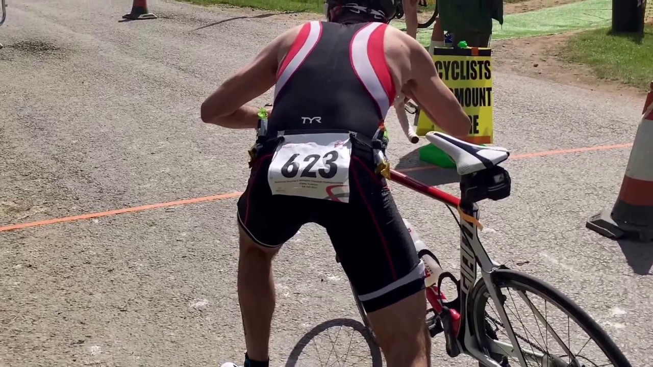 Ripon Triathlon 2017 - YouTube