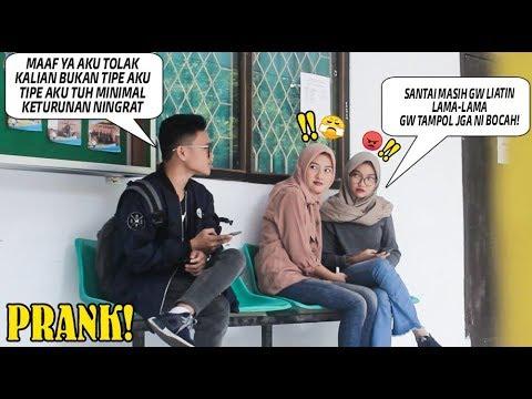 TELPONAN SOMBONG DISAMPING ORANG PART 3! SULTAN KW NOLAK CEWE CANTIK! Prank Indonesia!